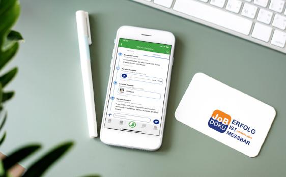 Jobdoku - app - Wiederkehrende Aufgaben